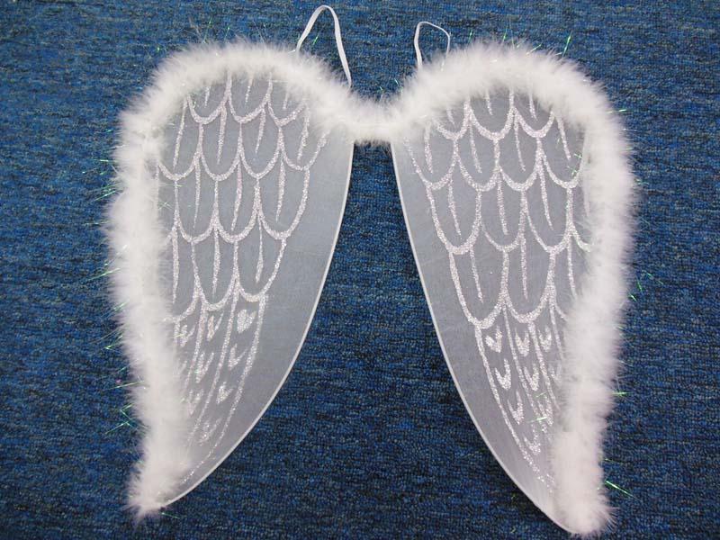 Как своими руками сделать крылья ангела для костюма